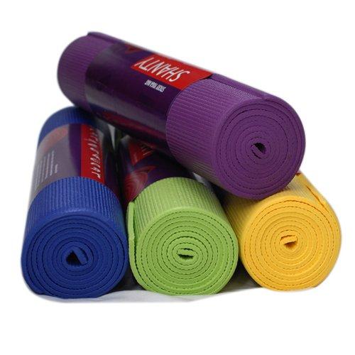 Коврики для фитнеса и йоги