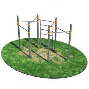 Спортивные комплексы Workout
