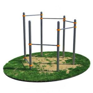 Workout- площадки и спортивные комплексы