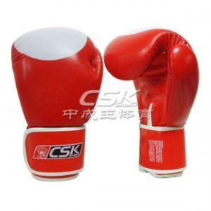 """Боксерские перчатки """"CSK"""" 12oz Натуральная кожа"""