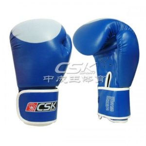 """Боксерские перчатки """"CSK"""" 14oz Натуральная кожа"""