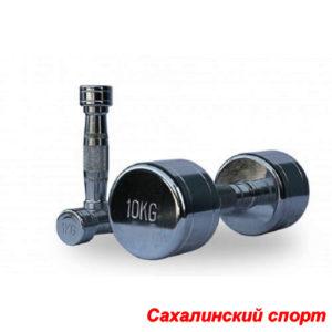 Гантельный ряд 1-10 кг