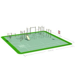 Спортивная площадка 004