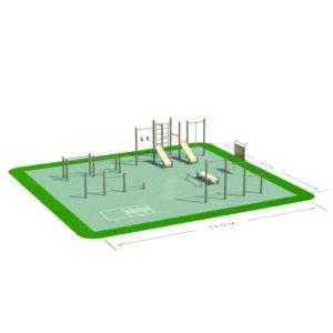 Спортивная площадка 003