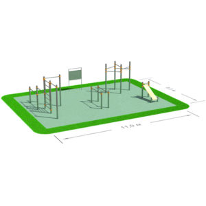 Спортивная площадка 001