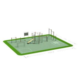 Спортивная площадка 002