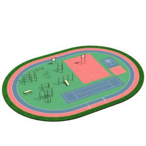 Спортивный комплекс 002